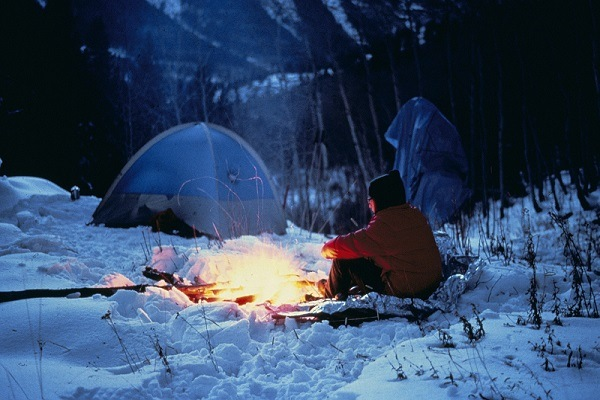 10 Awesome Places to Camp in Winter