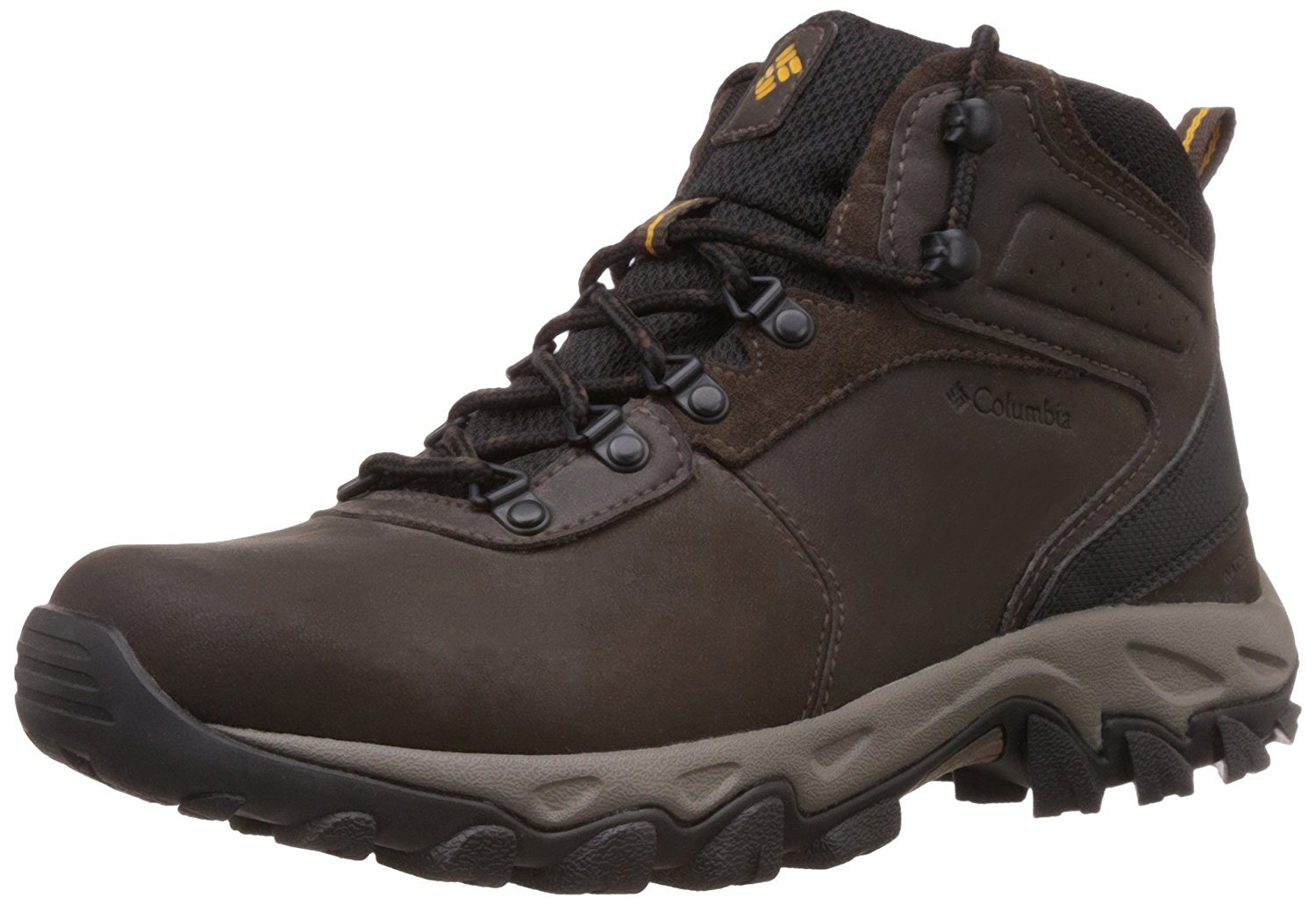 Columbia Mens Newton Ridge Plus II Waterproof boot