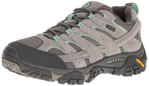 Merrell Womens Moab 2 Waterproof Hiking Shoe
