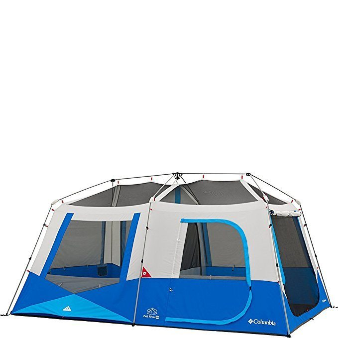 Columbia Sportswear Fall River 10 Person Instant Dome Tent