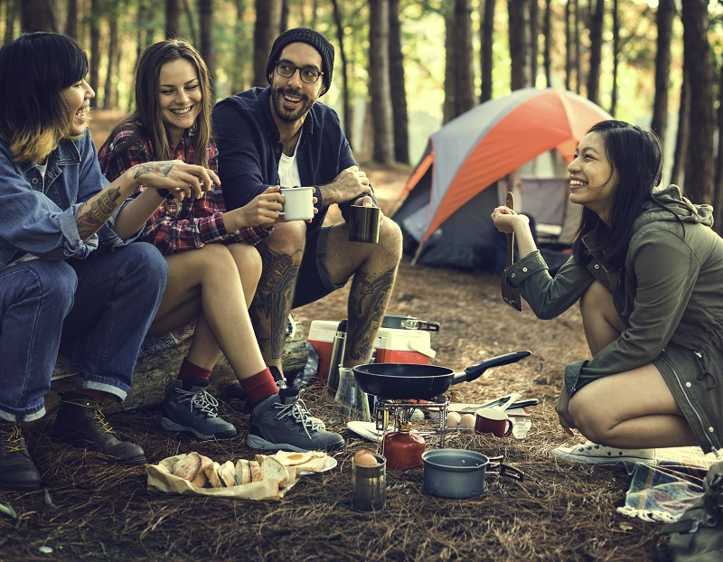 Camping Food Checklist – Essential Foods to Take Camping