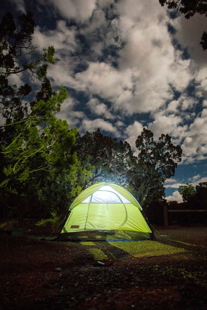 one of the best coleman tents