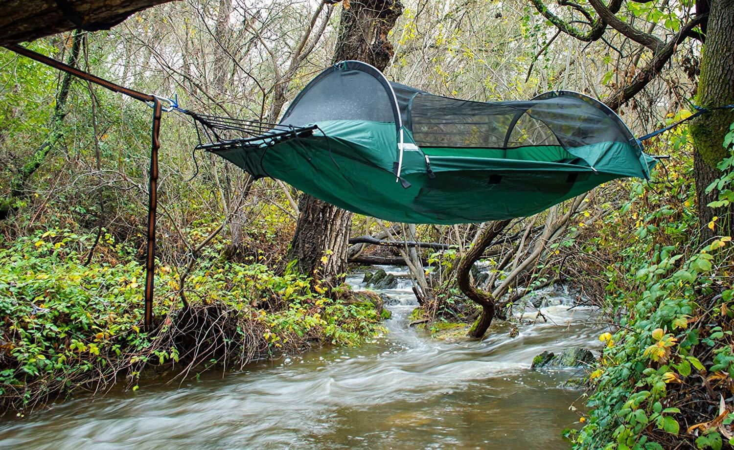 Lawson Hammock Blue Ridge Camping Hammock and Tent (Rainfly and Bug Net Included) 1